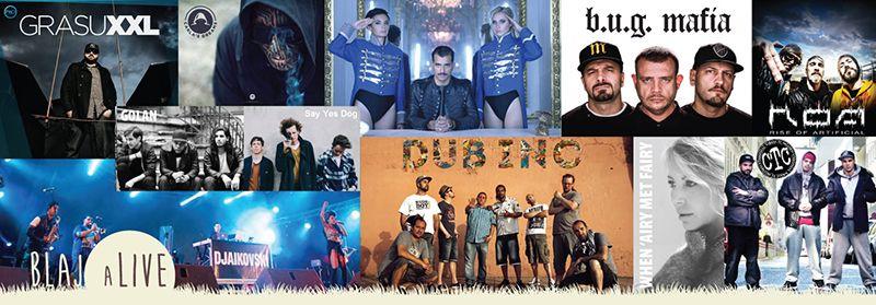 Kadebostany si Dub Inc la Blaj aLive Festival 2016