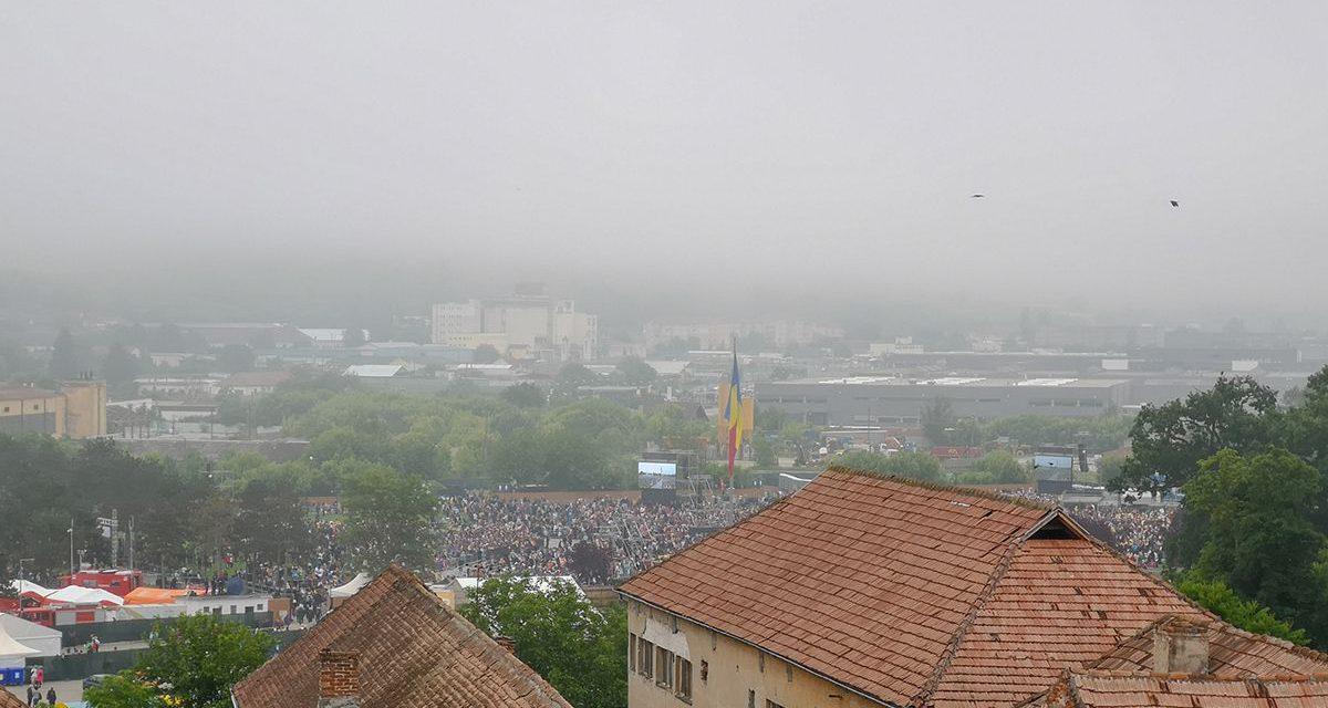 Vizita Papei Francisc la Blaj – 2 iunie 2019