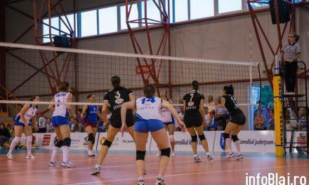 Cupa Blajului 2013: CSV Alba Blaj – VC Unic Piatra Neamt 3 -1