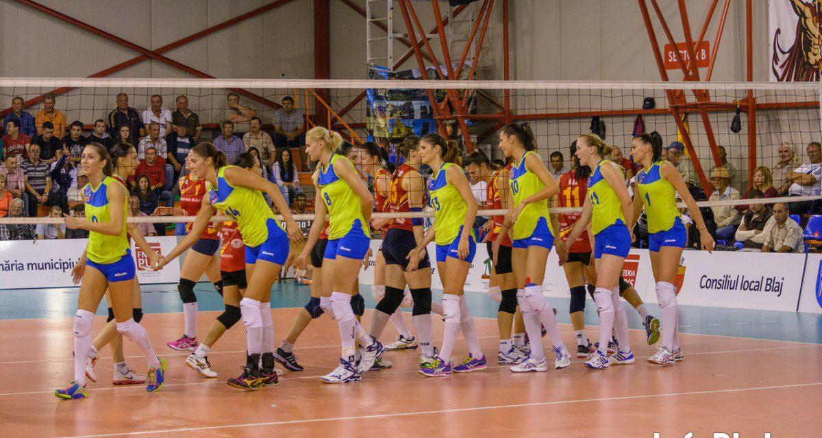 Cupa Blajului 2014: CSV Alba Blaj – CS Stiinta Bacau 3 – 2