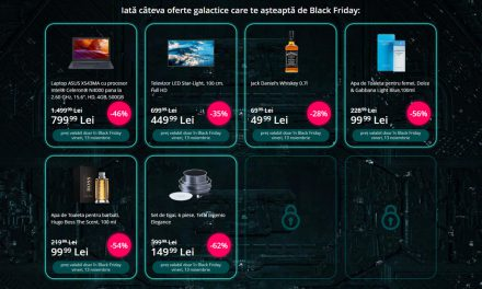 Oferte eMAG de Black Friday 2020
