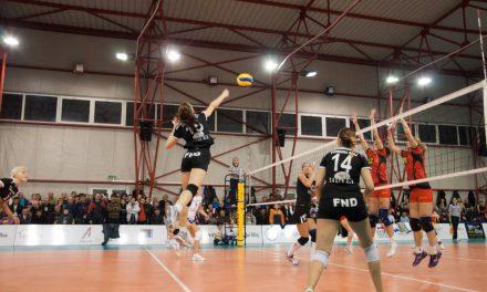 Volei CSV Alba Blaj – CSM Sibiu – 19 ian 2013